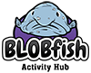 Log Into Blobfish Activity Hub